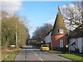TQ9144 : The Oast House, Smarden Road, Pluckley, Kent by Oast House Archive