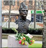 J3374 : Spanish civil war memorial, Belfast (4) by Albert Bridge
