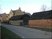 SP5163 : Flecknoe Village by Ian Rob