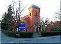 SJ7786 : United Reformed Church, Hale, Trafford by Anthony O'Neil