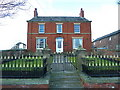 SJ8180 : Converted farmhouse, near Paddockhill, Cheshire by Anthony O'Neil