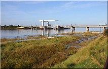 TG5108 : Breydon Bridge by Steve Daniels