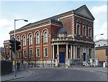 TQ3266 : West Croydon Baptist Church, Whitehorse Road by Stephen Richards