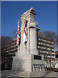 SD8913 : Rochdale War Memorial by Robert Wade