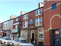 "SD8913 : Thwaites ""White Lion Hotel"" (Pub) 102 Yorkshire Street, Rochdale OL16 1JY by robert wade"