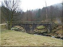SK1695 : Slippery Stones Bridge by Graham Hogg
