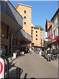SD8913 : Yorkshire Street, Rochdale, Lancashire by robert wade