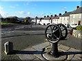 J4040 : Old pump, Clough by Kenneth  Allen