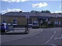 TQ1289 : Pinner Tube station by David Howard