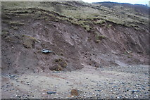 TA1281 : Collapsing cliffs, Filey by hayley green