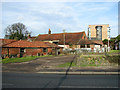 TG2708 : West Farm off Yarmouth Road, Thorpe St Andrew by Evelyn Simak