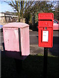 TM2850 : River View Postbox by Adrian Cable