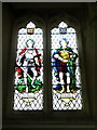 SU2355 : War Memorial Window, St Mary's Church by Maigheach-gheal