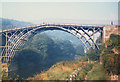 SJ6703 : The Iron Bridge by Stephen Craven