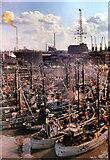 TA1916 : Immingham Dock by David Dixon