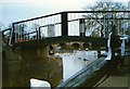 SP2054 : Bridge over canal lock in Stratford by Stephen Craven