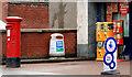 J4974 : Pillar box, Newtownards by Albert Bridge