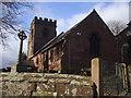 SJ3371 : St Michael's Church, Shotwick by John Lord