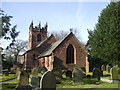 SJ3971 : Church of St Oswald, Backford by John Lord