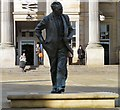 SE1416 : Harold Wilson by Gerald England