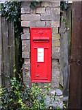 TM2649 : Manor Road Edward VII Postbox by Geographer