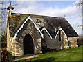 ST5362 : St James's Church, Regil by John Lord