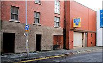 J3474 : Marlborough Street site, Belfast (1) by Albert Bridge