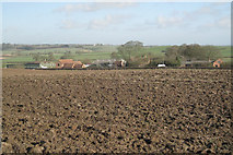 SP2160 : Glebe Farm and Pear Tree Cottage by Robin Stott