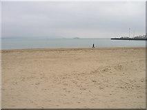 SY6879 : Weymouth Beach by JThomas