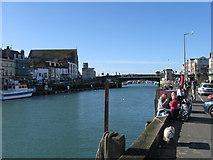 SY6778 : Weymouth Quayside by Alex McGregor