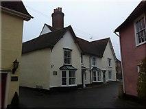 TL7835 : Former Youth Hostel,  Castle Hedingham by Oxyman