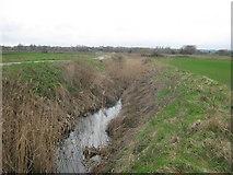 TR3454 : Bridleway beside the North Stream by David Anstiss