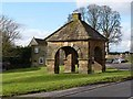 NZ0772 : Market Cross, Stamfordham by Oliver Dixon