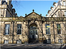 NT2572 : Edinburgh Architecture : The Former George Watson's Ladies College, 7 George Square by Richard West