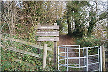TQ8058 : White Horse Wood Country Park by N Chadwick