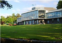 NN9357 : Pitlochry Festival Theatre by John MacKenzie
