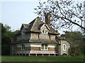 ST5578 : Blaise Hamlet - the second cottage - Diamond Cottage by C P Smith