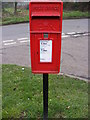 TM4382 : 7 Southwold Rd Brampton Postbox by Adrian Cable