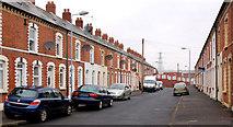 J3673 : Bloomfield Street, Belfast (1) by Albert Bridge