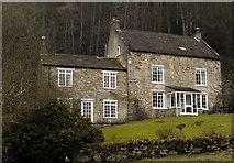 NZ0901 : Cottages in valley of Marske Beck by Trevor Littlewood