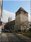 TR1458 : St Alphege with St Margaret by Oast House Archive