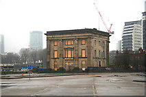 SP0787 : Former Curzon Street Station by Chris Allen