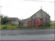 H5956 : Old farm building, Cleanally by Kenneth  Allen
