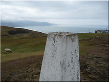 SH7683 : The trig point on the Great Orme by Jeremy Bolwell