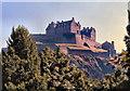 NT2573 : Edinburgh Castle and Castle Rock by David Dixon