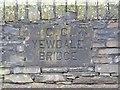 SD3097 : Yewdale Bridge Benchmark, Coniston by Becky Williamson