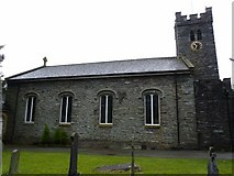 SD3097 : St  Andrew's Parish Church, Coniston by Becky Williamson