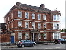SU0061 : Northgate House, Devizes by Stephen Richards