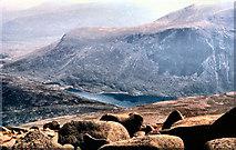 NJ0102 : Loch Avon From Cairngorm by David Dixon