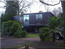 TQ1463 : House on Lakeside Drive, Esher by David Howard